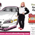 NASCAR selects 17 year old, Jessica Dana to participate in the Drive for Diversity Combine