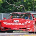 Ruman Shows Strength in SCCA GT-1 Run-offs Race