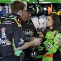 Danica Patrick Boosts NASCAR; Makes History at Daytona!